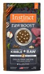 Instinct Raw Boost 生肉乾糧系列